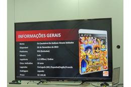 ブラジルゲームショウに「聖闘士星矢 ブレイブ・ソルジャーズ」セッション 潜入レポート 画像