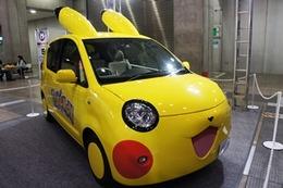 東京おもちゃショー:タカラトミーは乗物おもちゃが充実 トーマスからマリオカートまで 画像