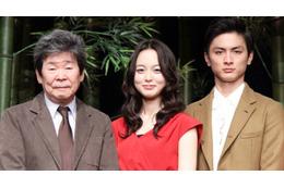 「かぐや姫の物語」完成させた高畑勲監督、宮崎駿監督の引退は「気が変わる可能性も」 画像