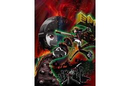 「ノブナガン」2014年1月5日放送開始 偉人vs怪獣バトルの人気コミックがアニメ化 画像