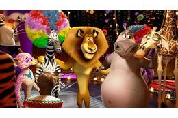 8月1日公開 3D『マダガスカル3』 全米で快進撃 世界各国でNO.1 画像