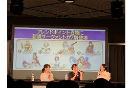 "「Fate/Grand Order」高橋李依があの""追加サーヴァント""への愛を語る! 声優陣の振り返りトーク【京まふ2019レポート】 画像"
