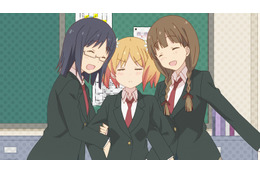 「桜Trick」主題歌決定、キャラクターユニットSAKURA*TRICKが歌う 1月29日CDリリース 画像