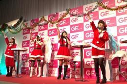 「ガールフレンド(仮)」公開イベント(後編) 声優5名がメリークリスマス!爆笑トーク  画像