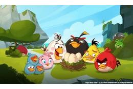 アングリーバードのアニメシリーズ「Angry Birds Toons」 DVD発売決定 画像