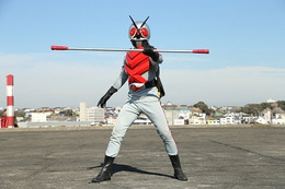 「仮面ライダー大戦」、速水亮が33年ぶりにXライダーに 板尾創路は新たなライダーに変身 画像