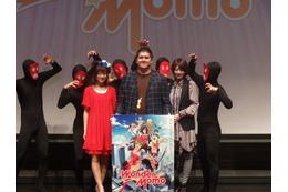 ナムコの名作アーケードゲーム「ワンダーモモ」がアニメ化決定 音楽展開やPCゲーム化も 画像