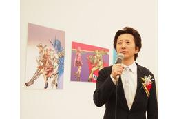 荒木飛呂彦氏「日本という国の役に立てたら嬉しい」 メディア芸術祭マンガ部門大賞『ジョジョリオン』 画像