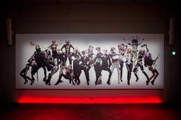 """資生堂銀座ビルで、""""ジョジョ""""写真展開催中。 ほとばしるほど強いジョジョ愛! 画像"""