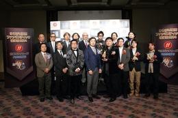 「キャプテンハーロック」やゲーム「ジョジョの奇妙な冒険」VFX-JAPANアワード最優秀賞決定 画像