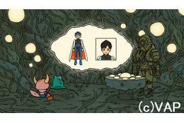 ガッチャマンがWebアニメ「ポンコツクエスト」とコラボ 実写「ガッチャマン」映像ソフト発売で 画像