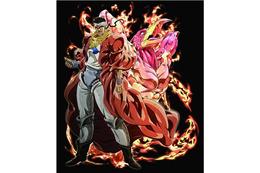 2度目はモハメド&マジシャンズレッド 「ジョジョの奇妙な冒険 スターダストクルセイダース」キャラ別PV 画像