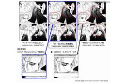 漫画の電子書籍化に特化したソフト「GT-MangaAuthor」、富士フイルムが開発 画像