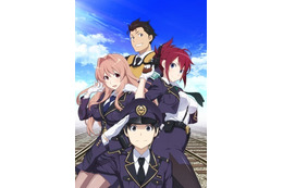 「RAIL WARS!」テレビアニメ化 2014年夏TBS他で放送開始予定 画像