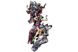 「ジョジョの奇妙な冒険 THE ANIMATION」テレビアニメ化決定 本年10月スタート 画像