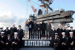エイリアンVS世界連合艦隊 ユニバーサル100周年記念 超大作『バトルシップ』公開迫る 画像