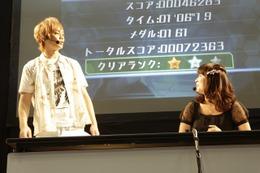 ゲームになった「マジェスティックプリンス」で、浅沼晋太郎と井口裕香が対決@AnimeJapan 2014