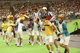 """ミュージカル「テニスの王子様」大運動会レポート """"本気モード""""負けられない戦いが横浜アリーナで 画像"""