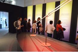 ヱヴァンゲリヲンと日本刀展、パリで開幕  日本の伝統とポップカルチャーの融合を披露 画像