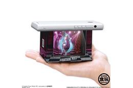 「初音ミク」3Dホログラムライブが500円で手のひらに ハコビジョン第3弾 画像