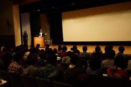 山本寛監督、柿崎プロデューサーら立命館大学映像学部で「映像と地域活性化」を語る-前編- 画像