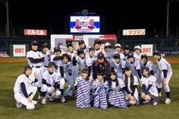 「ダイヤのA」キャスト総出演 リアル野球盤大会を神宮球場で開催