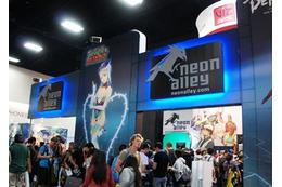 北米の日本アニメ配信新チャンネル「NEON ALLEY」 PS3プラットフォームを発表 画像