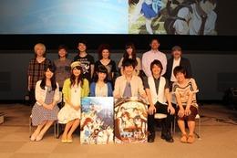 TVアニメ「グラスリップ」福井で製作発表会開催 4分近い新PVも公開 画像