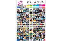 トムスのアニメ50周年企画続々スタート 特設サイトオープンにイベントや特別番組 画像