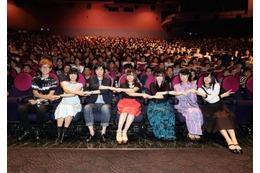 「シドニアの騎士」上映会公式レポ 逢坂良太、洲崎綾らメインキャスト7人が登壇 画像