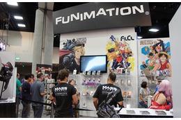 [コミコン2012ブースレポ] 米国最大の日本アニメ企業FUNimation 画像