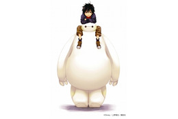 ディズニー最新作「ベイマックス」、公開前に日本でマンガ連載 「週刊少年マガジン」に掲載 画像
