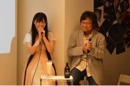小岩井ことりさん、佐藤順一監督が熱く語った 「M3~ソノ黒キ鋼~」SHIROBACOイベントを徹底レポ 画像