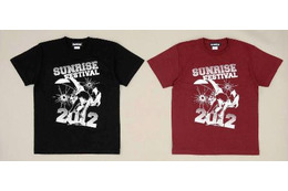「カウボーイビバップ」Tシャツなど新作アイテム サンフェス2012爽快記念で発売 画像
