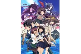 TVアニメ「艦これ」2015年1月放送開始予定 キービジュアル、先行PVで本格始動 画像