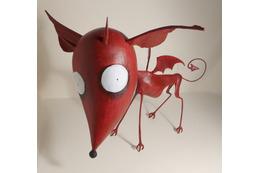 ティム・バートンの世界展 11月1日から六本木ヒルズ森アーツセンターギャラリー 画像