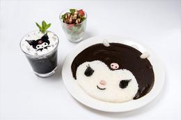 渋谷パルコで人気のマイメロディカフェ、クロミメニューが参戦!  画像
