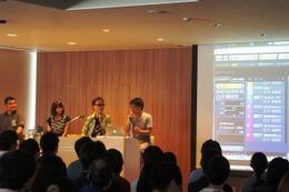 新海誠メイキングセミナー 飛びいりで田中将賀/多田彰文/やなぎなぎの3人も作品を語る 画像