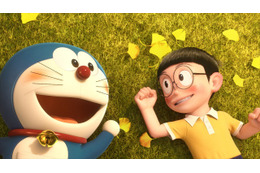 「STAND BY MEドラえもん」興収が50億円突破、3週連続1位 国内CGアニメで快挙 画像