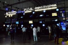 SCEが開発のVR体験ヘッドセットProject Morpheus、フルHDの世界は美しすぎる  画像