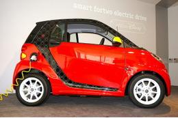 メルセデスベンツがディズニーモデルの車を発表 構想から5年、業界初のコラボ 画像