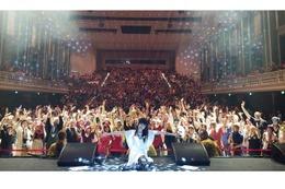 ドイツに響いた織田かおりの歌声 海外初のソロライブは2000人の超満員 画像