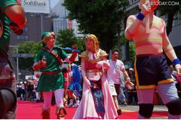 世界一の栄冠は日本の手に! 世界コスプレサミット「錦通りレッドカーペット&チャンピオンシップ」 画像