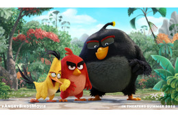 2016年夏公開、映画「Angry Birds」の声優が決定、アナ雪のオラフ役ほか 画像