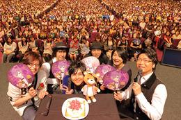 逆巻六兄弟のキャスト陣大集結 「DIABOLIK LOVERS」アニメ初イベント開催 画像
