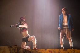 「天元突破グレンラガン~炎撃篇~」キャストと演出家・スタッフの熱い想いが舞台に炸裂! 画像