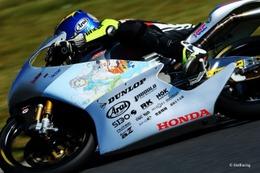 「ああっ女神さまっ」、全日本ロードレース最終戦でHot Racingと再コラボ 画像