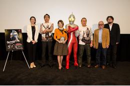 モロボシ・ダンもアンヌも東京国際映画祭に登壇 スペシャルイベントで「ウルトラセブン」上映 画像