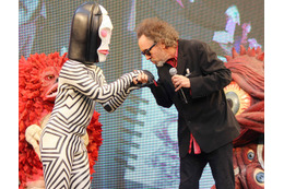 ティム・バートン、ウルトラ怪獣と念願の対面!「ティム・バートンの世界展」日本上陸 画像