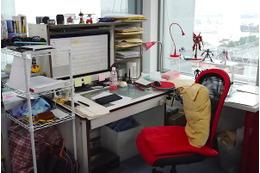 新しい息吹を感じるアニメ会社スタジオコロリドを石田監督が直々に披露 画像